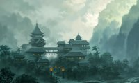 The Dragon Temple